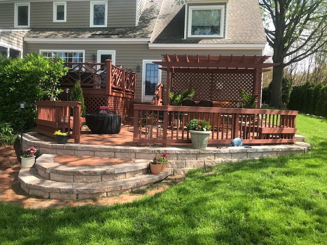 Photo of landscaping